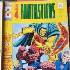 Cómics: COMIC LOS 4 FANTÁSTICOS. VERTICE. Lote 227023995