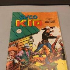 Cómics: CISCO KID. 19. VÉRTICE. BUEN ESTADO. Lote 227043471