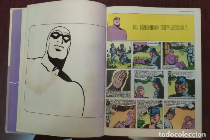 Cómics: HEROES DEL COMIC - EL HOMBRE ENMASCARADO N° 3 (BURU LAN 1971) - Foto 3 - 227093085
