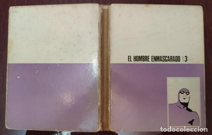 HEROES DEL COMIC - EL HOMBRE ENMASCARADO N° 3 (BURU LAN 1971) (Tebeos y Comics - Vértice - Hombre Enmascarado)