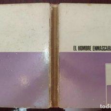 Cómics: HEROES DEL COMIC - EL HOMBRE ENMASCARADO N° 3 (BURU LAN 1971). Lote 227093085