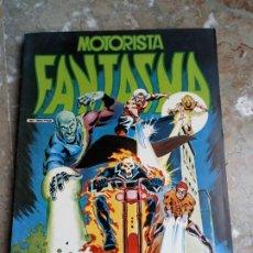 Cómics: MOTORISTA FANTASMA RETAPADO Nº 1 (Nº 1 AL 5) VERTICE SURCO. Lote 227569125