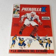 Fumetti: VERTICE : ANTIGUO COMIC LA PATRULLA X - X MEN Nº 5 - LA AMENAZA DEL EXTRAÑO - AÑO 1969. Lote 227608370