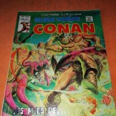 Cómics: RELATOS SALVAJES. CONAN EL BARBARO. LOS HIJOS DEL LOBO BLANCO. VOL 1 Nº 77. 1979. Lote 227699155