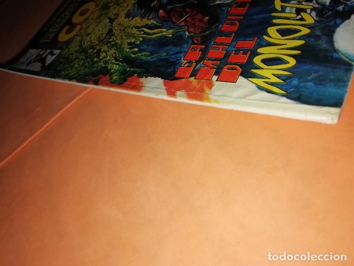 Cómics: RELATOS SALVAJES. CONAN EL BARBARO.LA MALDICION DEL MONOLITO. VOL 1 Nº 73. 1978 - Foto 2 - 227700459