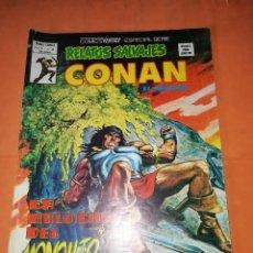 Cómics: RELATOS SALVAJES. CONAN EL BARBARO.LA MALDICION DEL MONOLITO. VOL 1 Nº 73. 1978. Lote 227700459