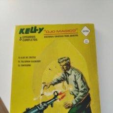 """Cómics: (VERTICE -V.1) KELLY """" OJO MAGICO"""" Nº: 1- EXCELENTE!!!. Lote 227737455"""
