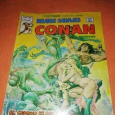 Comics: RELATOS SALVAJES. CONAN EL BARBARO. EL CAMINO DE LAS AGUILAS . VOL 1 Nº 78. 1978. Lote 227802230