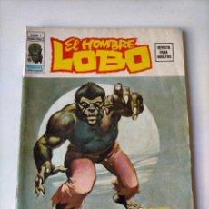 Comics : EL HOMBRE LOBO - VÉRTICE - V 2 - N 1. Lote 227812900