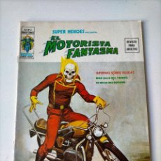 Fumetti: EL MOTORISTA FANTASMA - VÉRTICE - V 2 - N 2. Lote 227813120