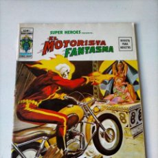 Fumetti: EL MOTORISTA FANTASMA - VÉRTICE - V 2 - N 1. Lote 227813315