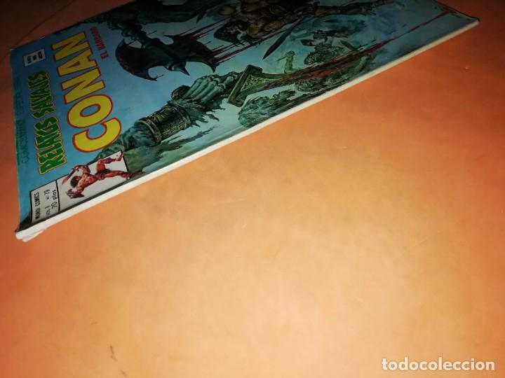 Cómics: RELATOS SALVAJES. CONAN EL BARBARO. LA LEGION DE LOS MUERTOS . VOL 1 Nº 79. 1978 - Foto 4 - 227831960