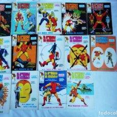 Cómics: IRON MAN - HOMBRE DE HIERRO (VERTICE). Lote 227850950