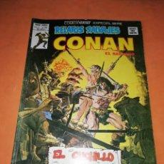 Cómics: RELATOS SALVAJES. CONAN EL BARBARO. EL CUCHILLO LLAMEANTE . VOL 1 Nº 69. 1978. Lote 227859145