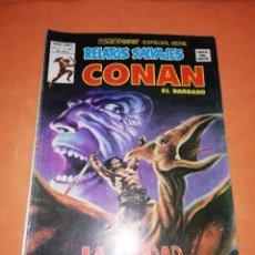 Comics: RELATOS SALVAJES. CONAN EL BARBARO. LA CIUDAD ESCARLATA . VOL 1 Nº 68. 1978. Lote 227867955