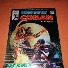 Cómics: RELATOS SALVAJES. CONAN EL BARBARO. LAS JOYAS DE GWAHLUR . VOL 1 Nº 62. 1978. Lote 227869705