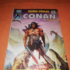 Comics: RELATOS SALVAJES. CONAN EL BARBARO. LA GUERRA DE LOS BRUJOS . VOL 1 Nº 47. 1978. Lote 227876505