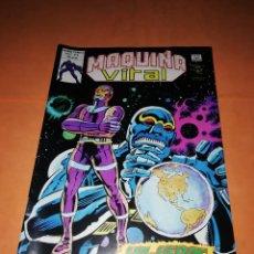 Cómics: MAQUINA VITAL. NO-HEROE. VOL 1 . Nº 3 . EDICIONES VERTICE.. Lote 228012400