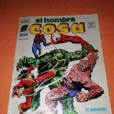 Cómics: EL HOMBRE COSA. EL BASURERO DE ATLANTA. VOL 1. Nº 9. EDICIONES VERTICE. DIFICIL. Lote 228016445