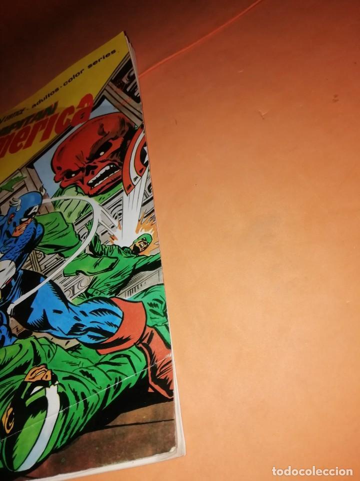 Cómics: CAPITAN AMERICA. VOL 3 Nº 43. EL REGRESO DEL CAPITAN . EDICIONES VERTICE. - Foto 3 - 228020425