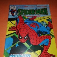 Cómics: SPIDERMAN. VOL 3 Nº 64. ASESINATO EN EL AIRE. EDICIONES VERTICE.. Lote 228021225