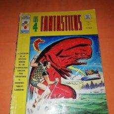 Cómics: LOS 4 FANTASTICOS. LA LLEGADA DEL SUBACUATICO. VOL 3 . Nº 3. EDICIONES VERTICE.. Lote 228022505