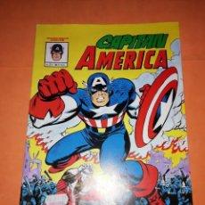 Cómics: CAPITAN AMERICA. Nº 2. VUELO LOCO . EDICIONES VERTICE.. Lote 228027720