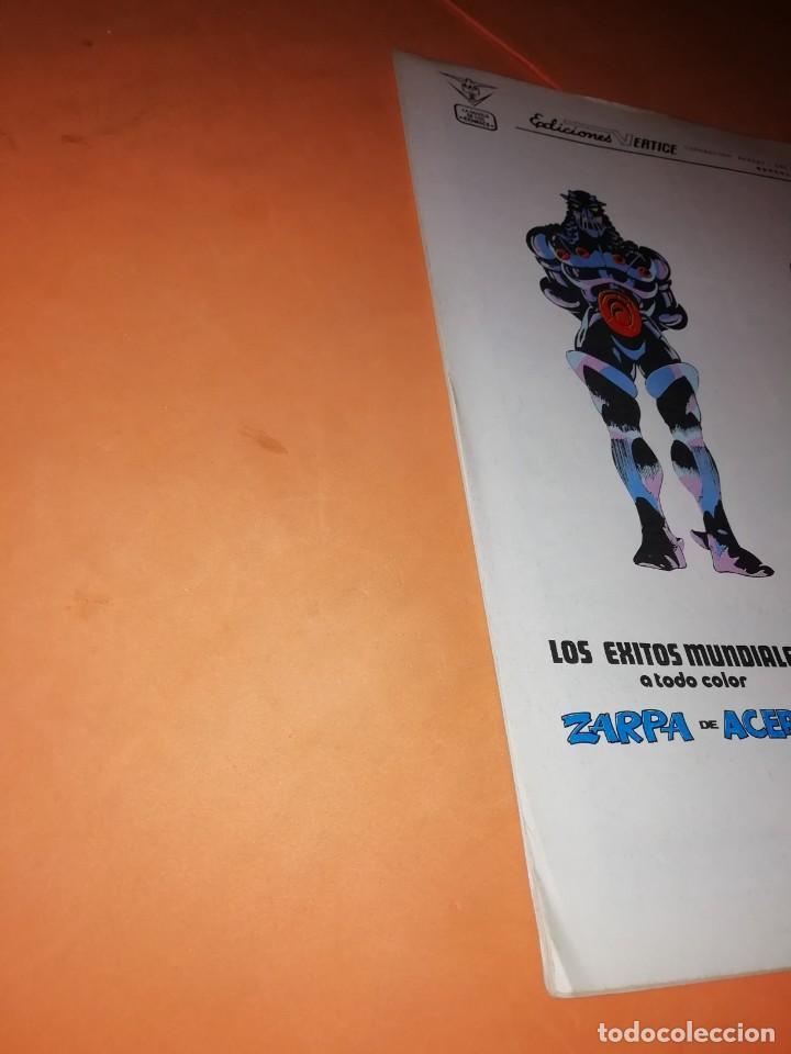 Cómics: CAPITAN AMERICA. Nº 2. VUELO LOCO . EDICIONES VERTICE. - Foto 2 - 228027720