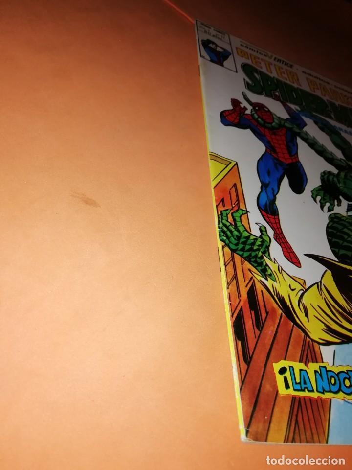 Cómics: PETER PARKER SPIDERMAN. VOL 1 . Nº 17. LA NOCHE DEL IGUANA. EDICIONES VERTICE - Foto 2 - 228033855