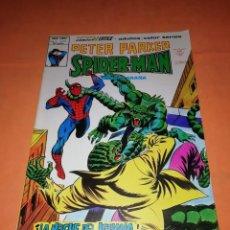 Cómics: PETER PARKER SPIDERMAN. VOL 1 . Nº 17. LA NOCHE DEL IGUANA. EDICIONES VERTICE. Lote 228033855