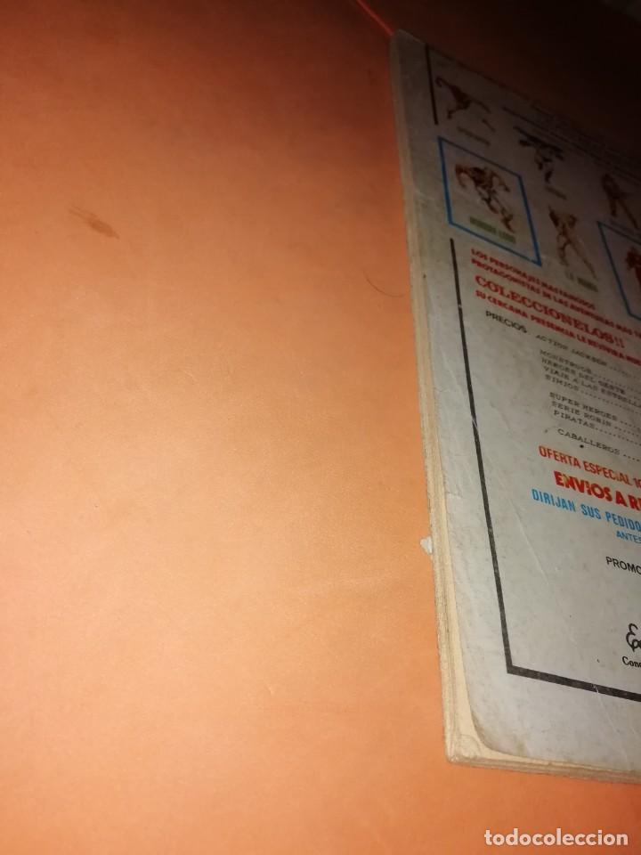 Cómics: RELATOS SALVAJES. Nº 45. EL LOCO DE LA MANSION SLADE. EDICIONES VERTICE. - Foto 2 - 228037280