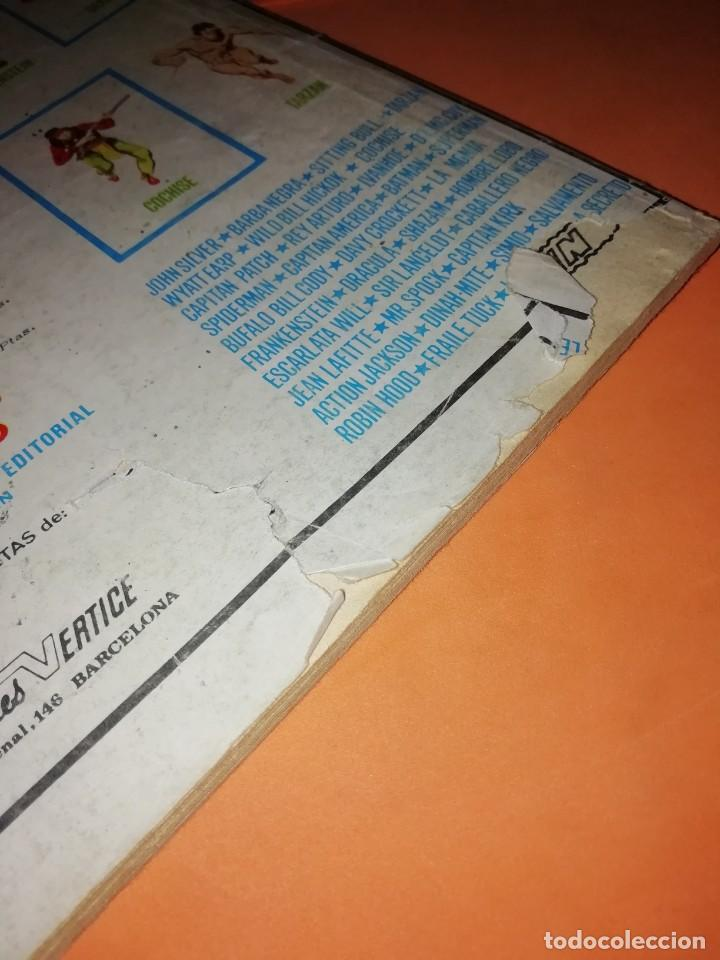 Cómics: RELATOS SALVAJES. Nº 45. EL LOCO DE LA MANSION SLADE. EDICIONES VERTICE. - Foto 3 - 228037280