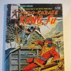 Fumetti: RELATOS SALVAJES JUDO KARATE KUNG FU VOL. 2 Nº 13 VERTICE ARX21 ARX21. Lote 228057265