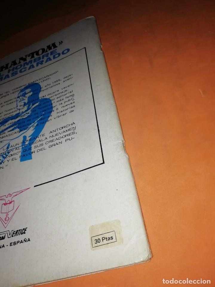 Cómics: EL HOMBRE ENMASCARADO. Nº 5 . EDICIONES VERTICE 1974 - Foto 2 - 228156913