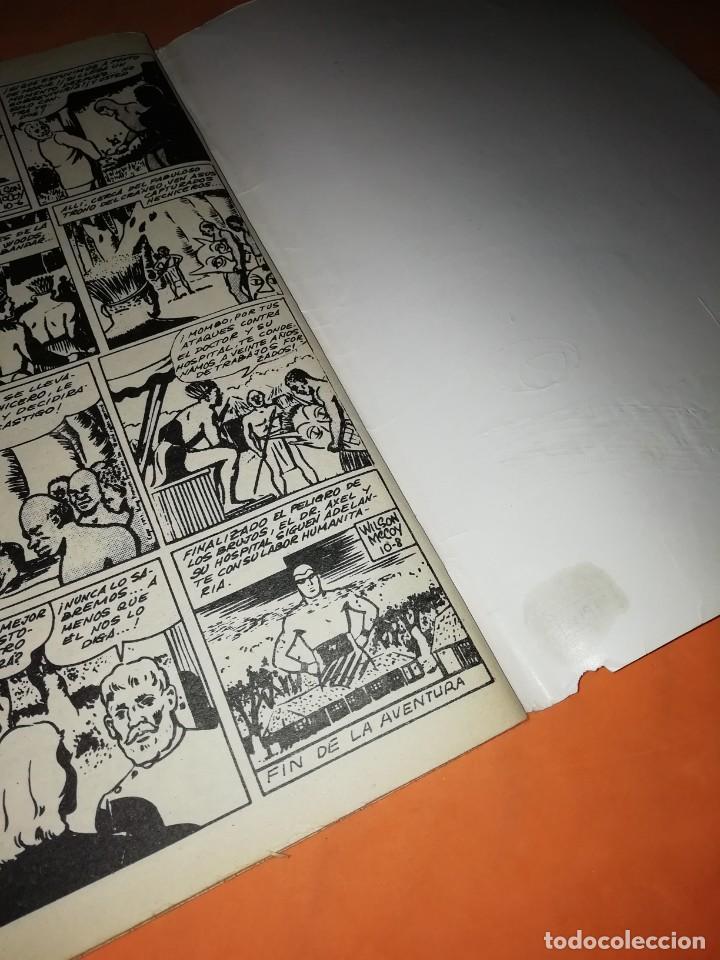 Cómics: EL HOMBRE ENMASCARADO. Nº 6 . EDICIONES VERTICE 1974 - Foto 7 - 228158395