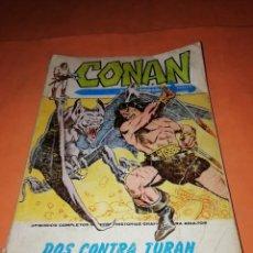 Cómics: CONAN EL BARBARO. DOS CONTRA TURAN. VOL 1 . Nº 15. VERTICE TACO.. Lote 228170480