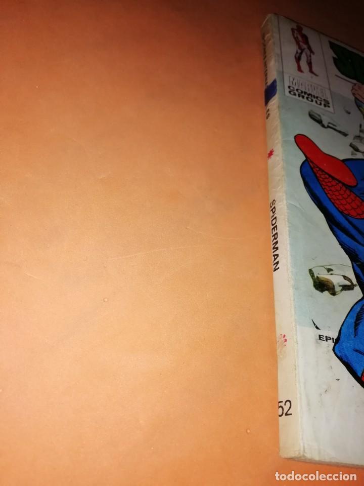 Cómics: SPIDERMAN. VOL 1 Nº 52. EL DESTROZADOR. VERTICE TACO. - Foto 5 - 228173835