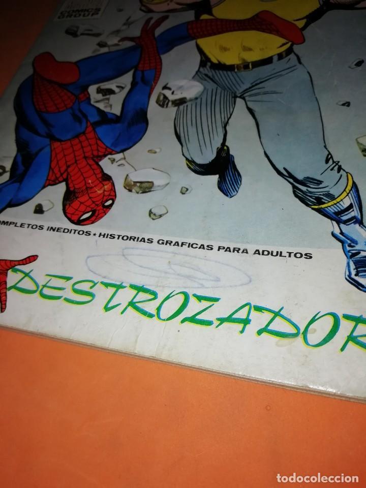 Cómics: SPIDERMAN. VOL 1 Nº 52. EL DESTROZADOR. VERTICE TACO. - Foto 7 - 228173835
