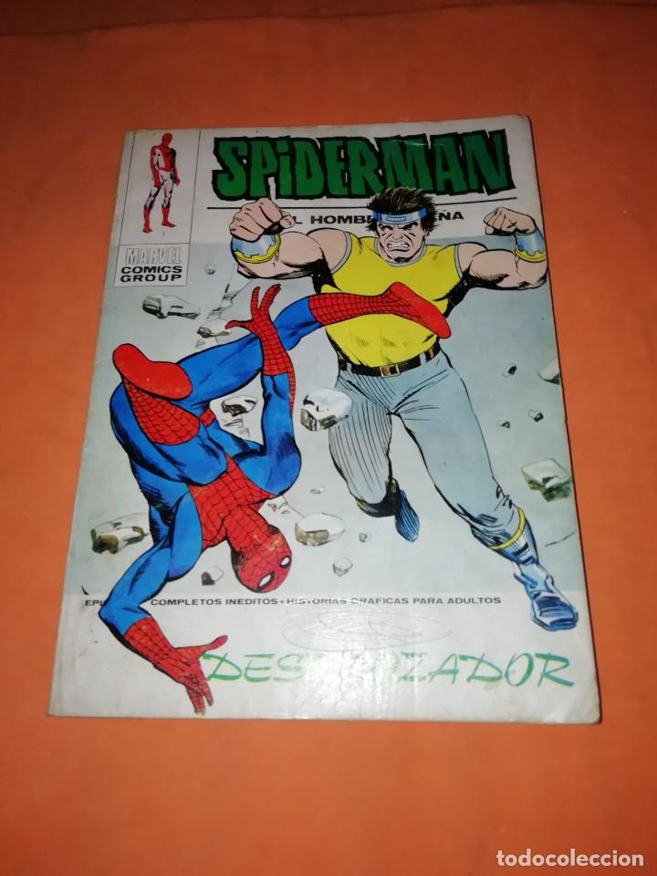 SPIDERMAN. VOL 1 Nº 52. EL DESTROZADOR. VERTICE TACO. (Tebeos y Comics - Vértice - V.1)