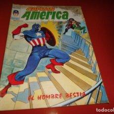 Comics: CAPITAN AMERICA V. 3- Nº 11 VERTICE. Lote 228175755