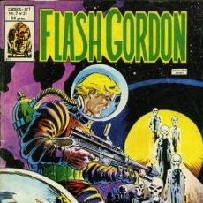 Cómics: FLASH GORDON- V-2- Nº 21 -BRILLANTE-DAN BARRY- 1979-BUEN ESTADO MUY ESCASO-LEAN-4120. Lote 228195510