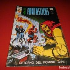 Comics : LOS 4 FANTASTICOS V. 3 Nº 11 - VERTICE. Lote 228325875