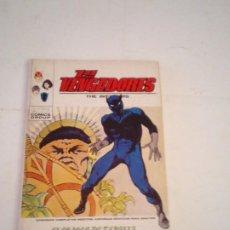 Cómics: LOS VENGADORES - NUMERO 40 - VOLUMEN 1 - VERTICE - MUY BUEN ESTADO - GORBAUD - CJ 124. Lote 228540920