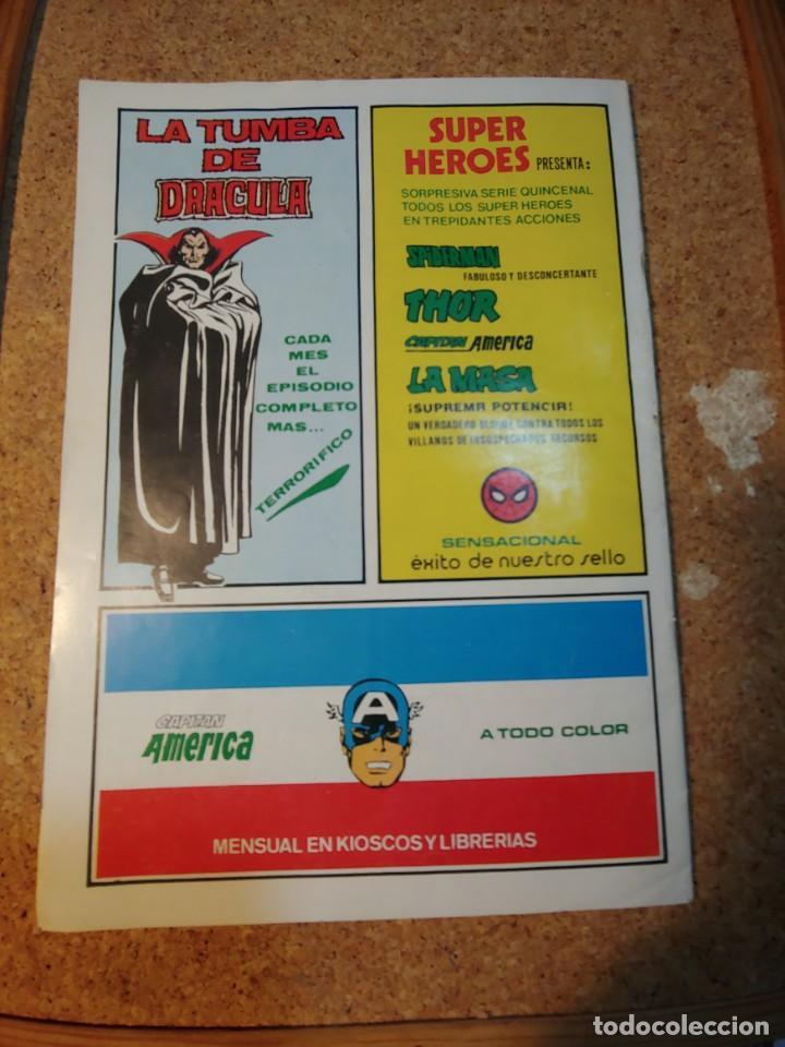Cómics: COMIC DEL HOMBRE ENMASCARADO EN LOS BUITRES VOL 2 Nº 6 - Foto 2 - 228568830