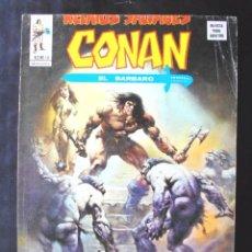 Comics: RELATOS SALVAJES CONAN MUNDI COMICS V. 2 N. 18 1975 UNA CIUDADELA EN EL CENTRO DE LOS TIEMPOS. Lote 228573075