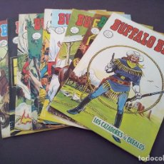 Cómics: VERTICE MUNDI-COMICS : BUFFALO BILL COLECCION COMPLETA 10 NUMEROS .BUEN ESTADO. Lote 228574830