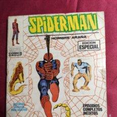 Fumetti: SPIDERMAN. VOL 1. Nº 9. CONTRA EL ESCORPION. VERTICE. TACO. Lote 228581245