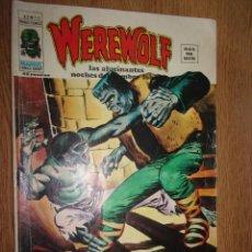 Comics: WEREWOLF V.2 Nº10 + REGALO V.2 Nº3.. Lote 228613555