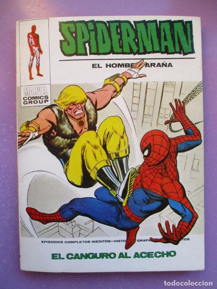 SPIDERMAN Nº 57 VERTICE TACO ¡¡¡ MUY BUEN ESTADO!!! (Tebeos y Comics - Vértice - V.1)