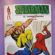 Cómics: SPIDERMAN Nº 57 VERTICE TACO ¡¡¡ MUY BUEN ESTADO!!!. Lote 228644730